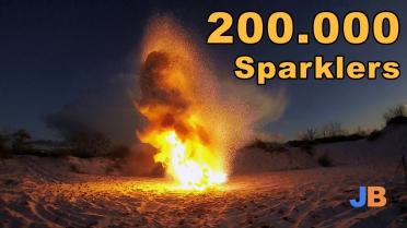 200000 Sparklers