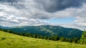 Carpathians mountains, Ukraine, June